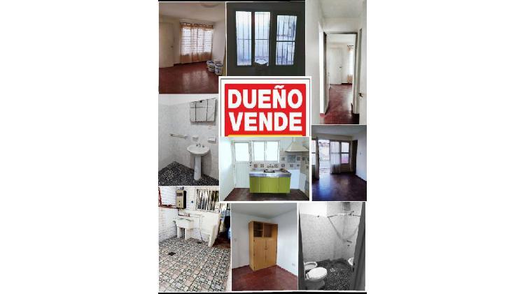 Dueño vendo casa godoy cruz 2dormitorios