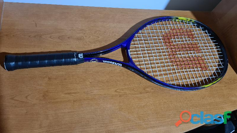 Vendo raqueta Wilson Grand Slam 110