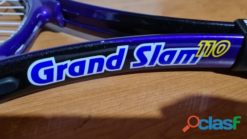 Vendo raqueta Wilson Grand Slam 110 5