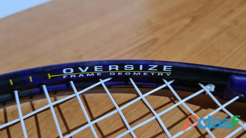 Vendo raqueta Wilson Grand Slam 110 3