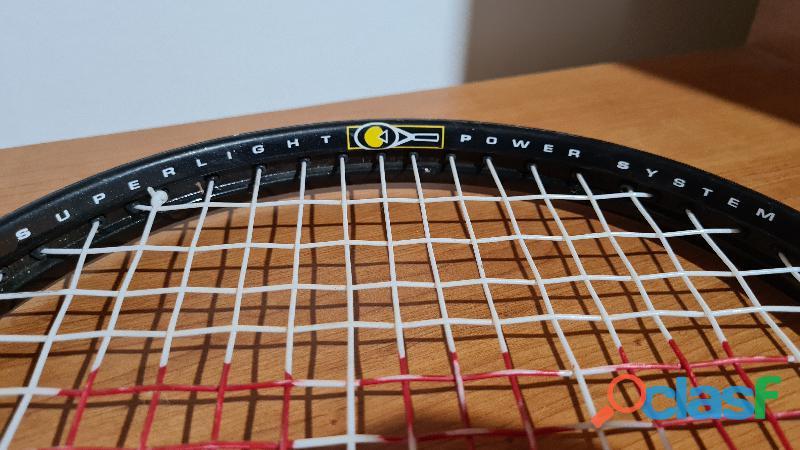 Vendo raqueta Wilson Grand Slam 110 1