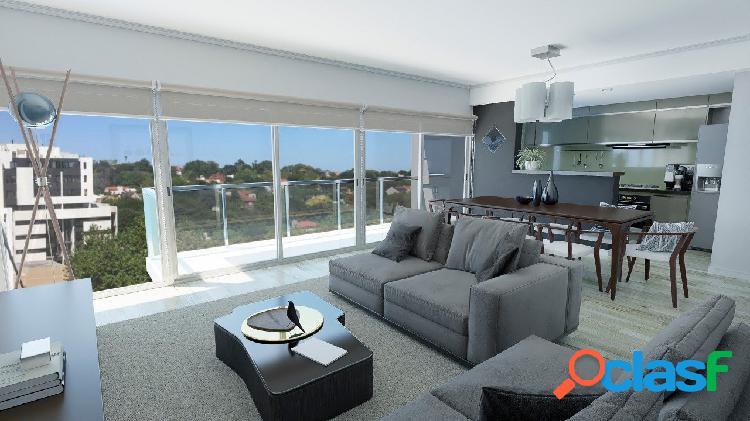 Venta pisos 4 ambientes-con cochera