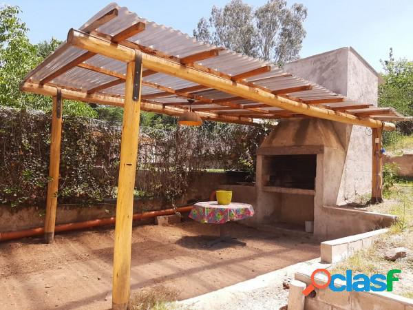 Casa alquiler temporario villa carlos paz