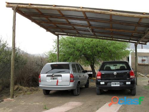 Capilla Del Monte   Alquiler Cabaña Permanente 1 O 2 Adultos sin niños 1