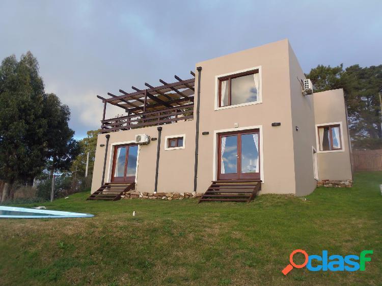 Imperdible!!! gas natural conectado - panoramica casa en venta en sierra de los padres