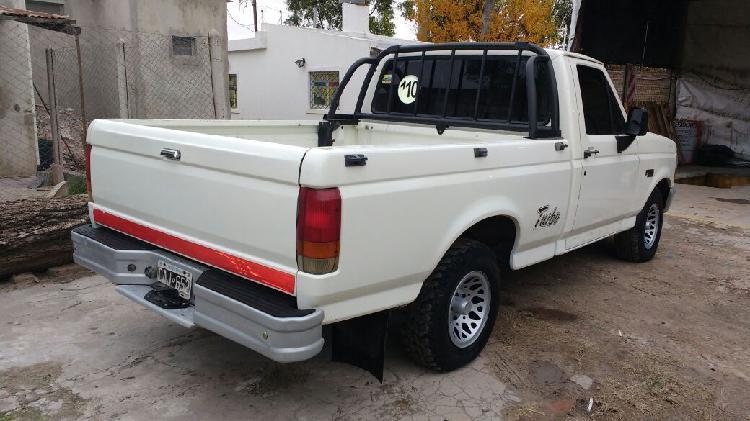 Ford f100 xlt mwm diésel turbo impecable caja clark