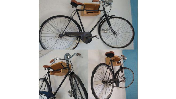 Bicicleta estilo inglesa restaurada rodado 28