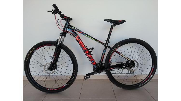 VENDO BICICLETA VENZO THORN R29