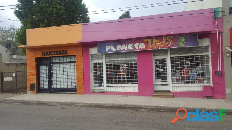 Se vende propiedad con 2 locales comerciales en Comodoro Rivadavia (Chubut)