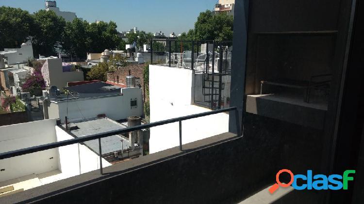 Ambiente semi divisible: Balcon c/ parrilla: 3