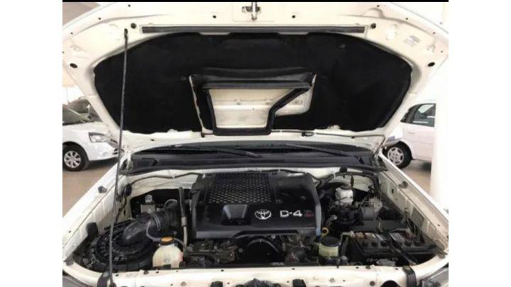 Toyota hilux SRV 4x2 md 2012