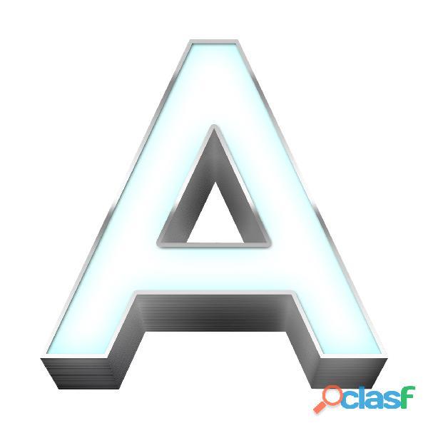 Letras para Empresas Valentìn Alsina 4