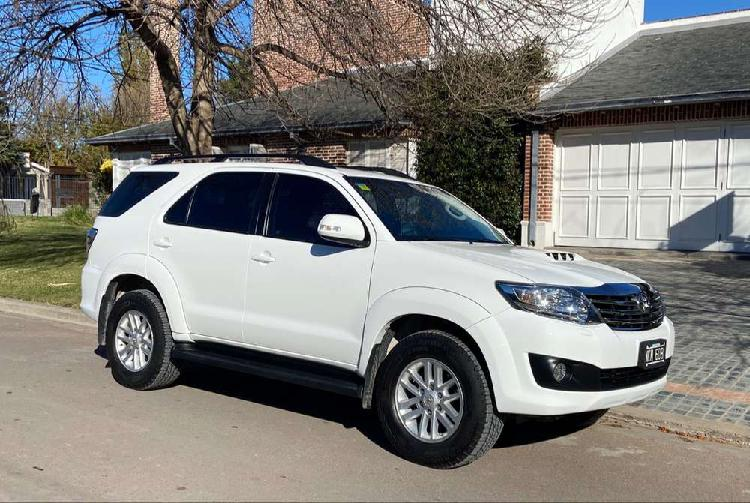 Toyota sw4 2014 - 4x4 - 7as - diesel / manual/impecable!!