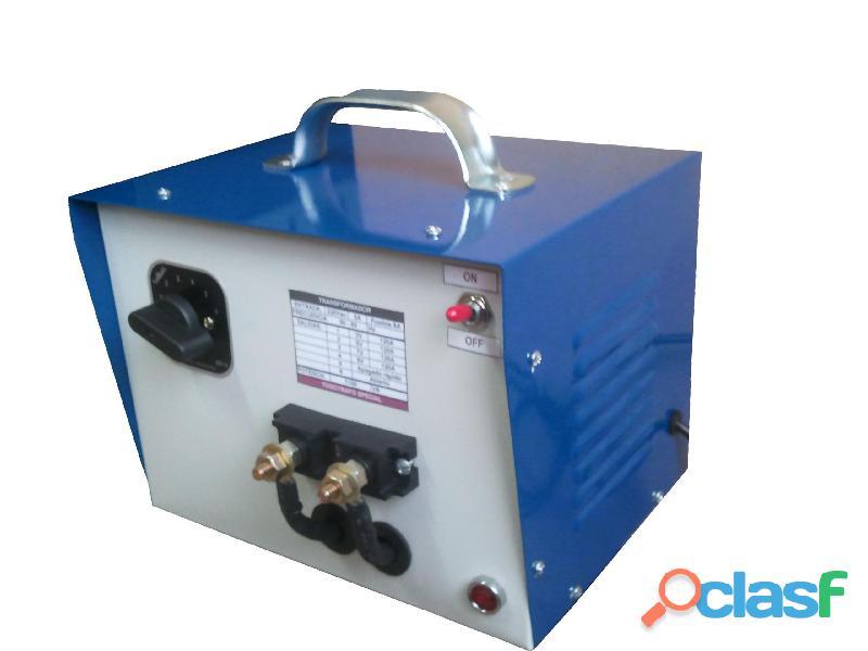 Fabrica de transformadores standar y especiales. 2