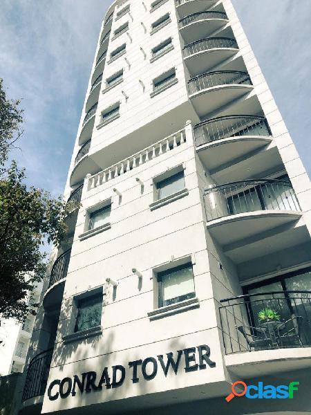 Semipiso de 3 ambientes. edificio conrad tower