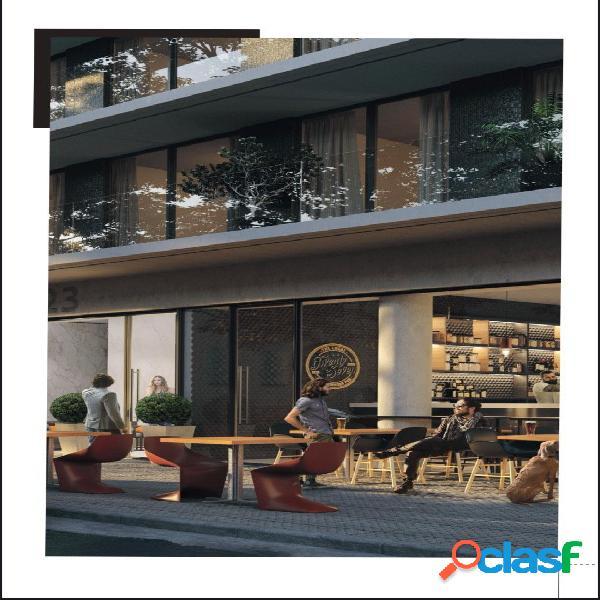 Monoambiente en pozo amenities anticipo + cuotas palermo hollywood