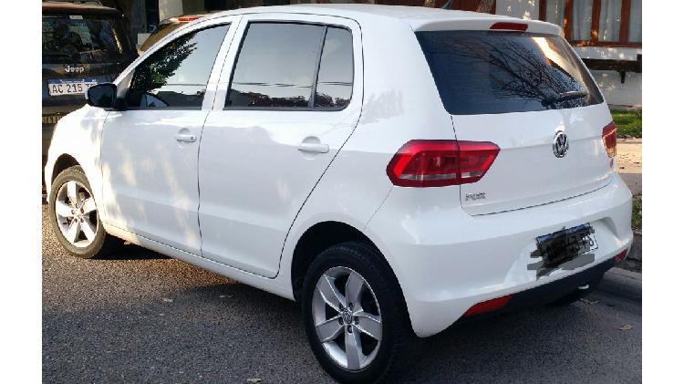 Volkswagen fox 1.6 confortline 2017