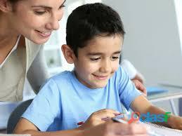 Docentes particulares ofrecen clases para niños de 6 a 11 años todas las materias $ 300 hra