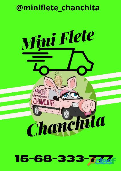 Minifletes Miniflete CHANCHITA Caba San Cristobal