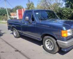 Ford f100 xlt mwm diésel 4x2 llamar 2613396794