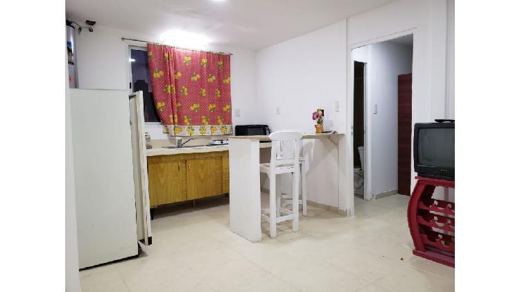 Inmobiliaria zenoff alquila hermoso departamento amoblado 1