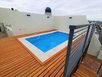 A estrenar moderno y amplio dpto 2 dor balcón con asador