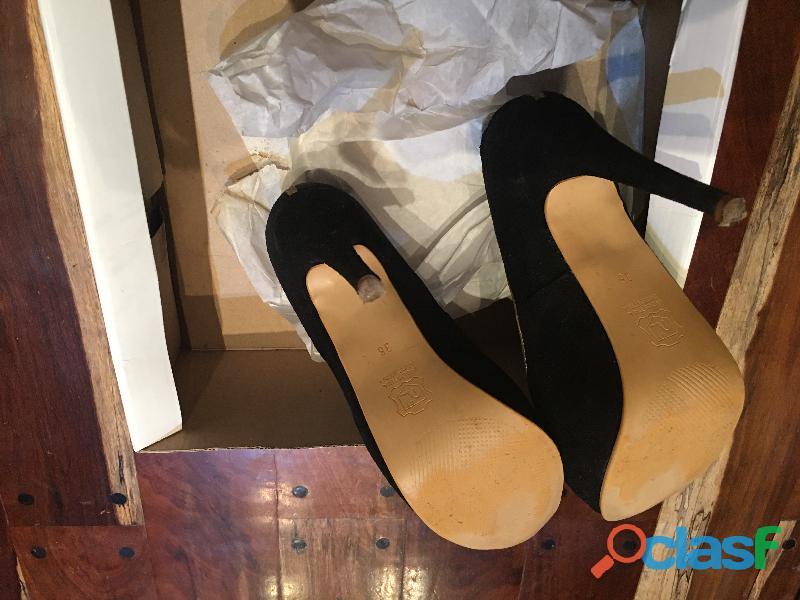 Zapatos stiletos 1