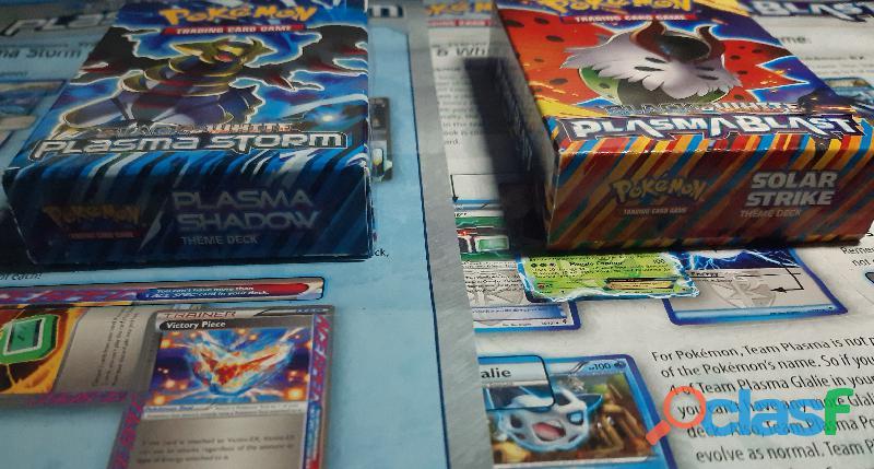 Theme decks pokemon