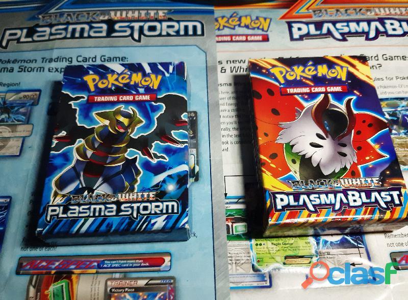 Theme Decks Pokemon 1