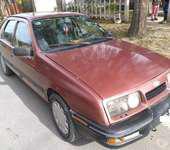 Ford sierra ghia año 1991 con gnc 14 m3