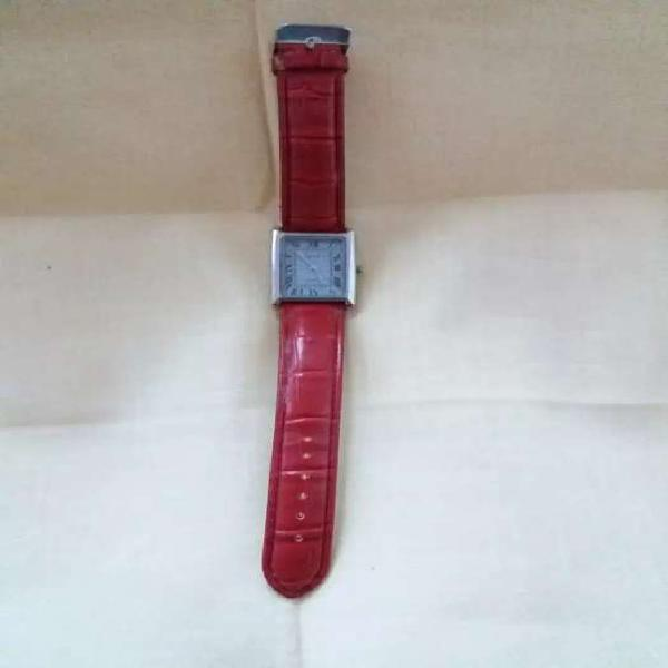 Reloj mujer rectangular importado