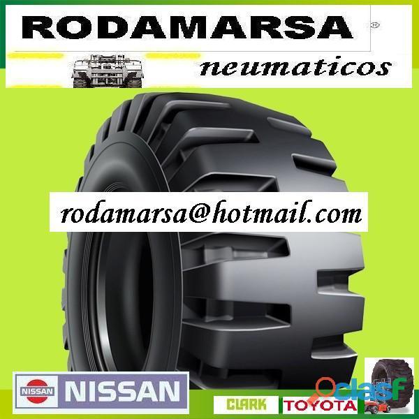 REPUESTO TCM LLANTA 650X10 Rodamarsa 2