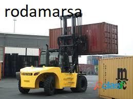 REPUESTO TCM LLANTA 650X10 Rodamarsa 5
