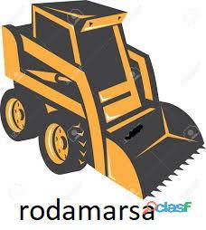 REPUESTO TCM LLANTA 650X10 Rodamarsa 19