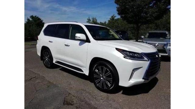 FEW MONTHS USED 2019 Lexus LX 570 SUV CAR