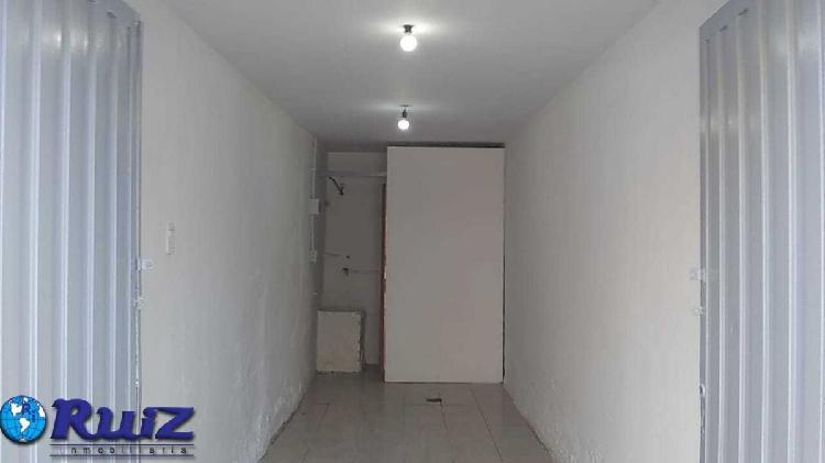 Ruiz inmobiliaria alquila local comercial