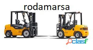 ELASTIC CUBIERTA maciza 650X10 RODAMARSA 13