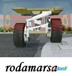 ELASTIC CUBIERTA maciza 650X10 RODAMARSA 17