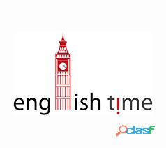 Inglés: clases individuales, grupales y conversación (online)