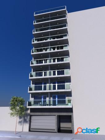 Amplio monoambiente - balcón visa parcial al rio - piso alto - amenities - puerto norte