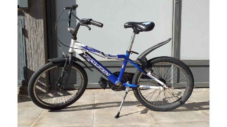 Bicicleta raleigh rodado 20.