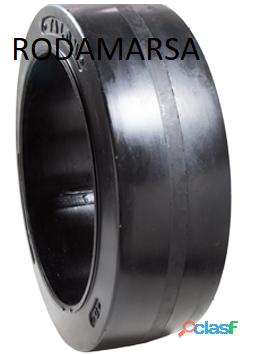 CUBIERTA maciza 32x12.5X15 RODAMARSA 19