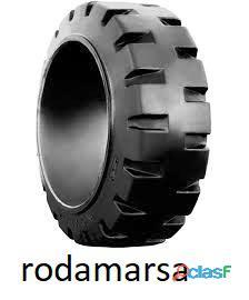 CUBIERTA maciza 32x12.5X15 RODAMARSA 18