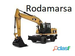 CUBIERTA maciza 32x12.5X15 RODAMARSA 6