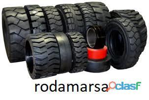 REENGOMADO 16X6 10 1 2 de ARO RODAMARSA 8