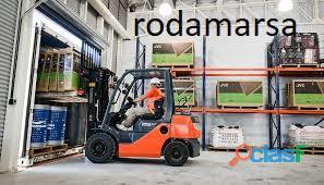 21x7x15 Solid Tires Rodamarsa 19