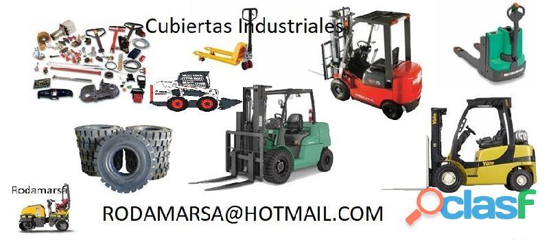 21x7x15 Solid Tires Rodamarsa 15