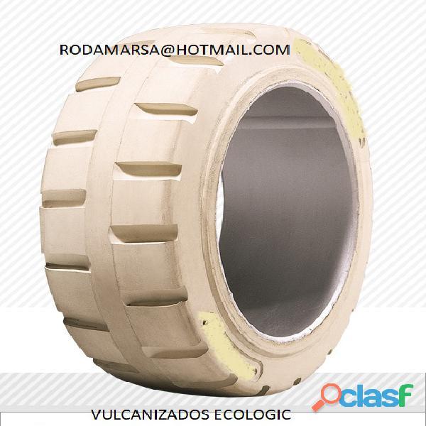 21x7x15 Solid Tires Rodamarsa 10