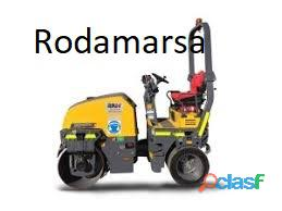 21x7x15 Solid Tires Rodamarsa 8