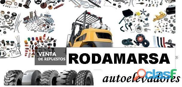 21x7x15 Solid Tires Rodamarsa 6
